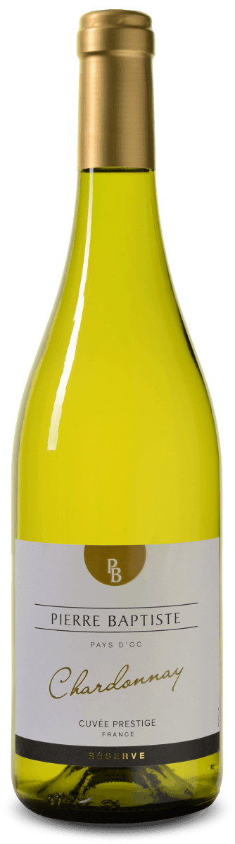 Pierre Baptiste Reserve Chardonnay Pays d'Oc IGP