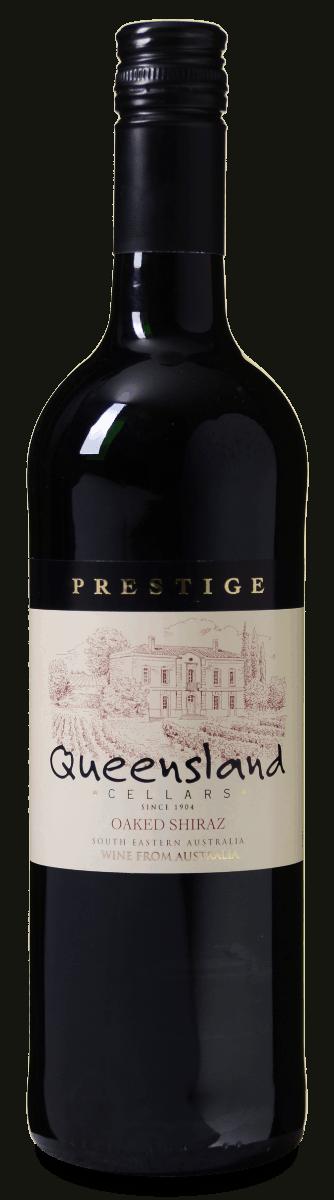 Queensland Cellars Prestige oaked Shiraz
