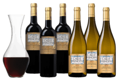 Wijnpakket Calle Principal Edicion Limitada - 6 flessen + karaf