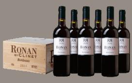 Ronan by Clinet Bordeaux Kist