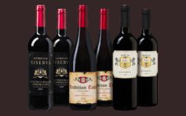 Culinair Rood Wijnpakket