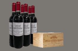Château Petit Faurie Quet 'Cuvée Chloé' Saint-Émilion Grand Cru Kist