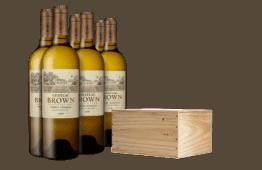 Château Brown Pessac-Léognan Blanc Kist
