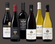 Wijnpakket feestdagen